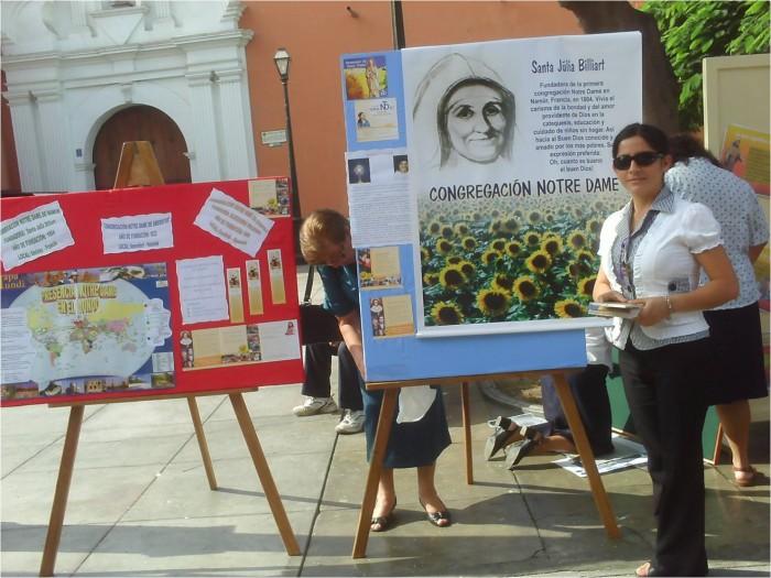 Sharon Postulant in Peru