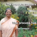 Justice and Peace Story of Sister Mary Ajita