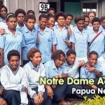 <!--:en-->Notre Dame Academy in PNG<!--:--><!--:de-->die Liebfrauenschule: Papua-Neuguinea<!--:--><!--:ko-->파푸아 뉴기니에서 이루어지는 우리 교육 사도직: 노틀담 중등학교<!--:--><!--:id-->Karya Pendidikan kita di Kumdi, Papua Nugini: Sekolah Dasar Notre Dame<!--:-->
