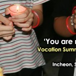 <!--:en-->Vocation Summer Camp for Youth, Incheon, South Korea<!--:--><!--:de-->Sommerangebot 2013 für Jugendliche, die sich für den Ordensberuf interessieren<!--:--><!--:pt-->Campos Vocacionais de Verão para Jovens em 2013<!--:--><!--:ko-->2013년 해따라기 여름 캠프<!--:--><!--:id-->Kemping Panggilan Musim Panas bagi Kaum Muda Tahun 2013<!--:-->