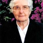 Schwester Maria Adila