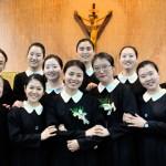 <!--:en-->Entrance Ceremony, Incheon, South Korea<!--:--><!--:de-->Eintrittsfeier im Provinzhaus Incheon, Südkorea<!--:--><!--:pt-->Cerimônia de Ingresso, Incheon, Coréia do Sul<!--:--><!--:ko-->입회식, 인천, 대한민국<!--:--><!--:id-->Upacara Penerimaan Postulan Incheon, Korea Selatan<!--:-->
