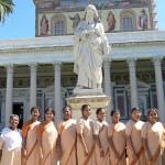<!--:en-->Indian Sisters of Notre Dame on Pilgrimage Share Roman Experience<!--:--><!--:de-->Indische Pilgerinnen in Rom<!--:--><!--:pt-->Irmãs de Notre Dame Indianas em Peregrinação a Roma<!--:--><!--:ko-->인도 순례 수녀들의 로마 체험<!--:-->