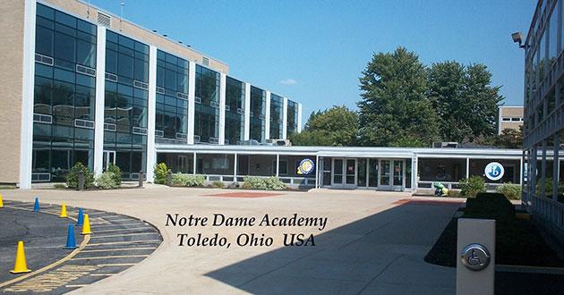 NDA Toledo: Notre Dame Academy, Toledo, OH , USA