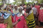 Visit to the Masai Mission, Simanjiro, Tanzania