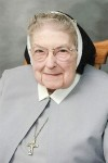 Sister Mary Immaculee