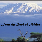 아프리카의 지붕 2017년 5월