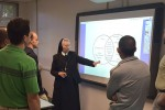 Seminarians learn methods for catechesis, Chardon, USA