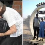 Potret seorang Misionaris, Uganda