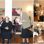 Sr.M.Irmgarde celebrates 100 years of life, Germany