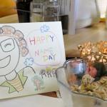 Grund zum Feiern im Mutterhaus, Rom