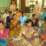 Pre-Postulancy Program in the Visitation Province Bangalore