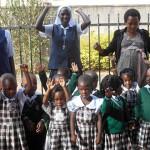 Empat Novis Mengunjungi Uganda