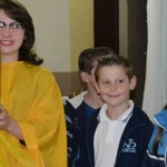 Giving thanks for 85 years of the School, Passo Fundo, Brazil