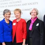 Das Lernzentrum der Schwestern Unserer Lieben Frau eröffnet neue Lernmöglichkeiten, Chardon, USA