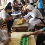 Celebrating the 85th Birthday of the Parish, Pekalongan, Indonesia