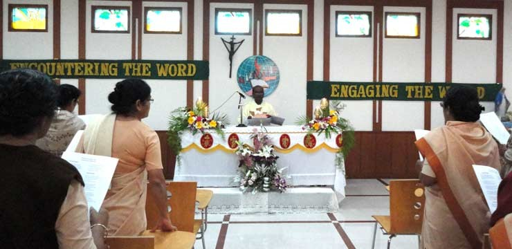 Provincial Chapter 2015, Bangalore, India