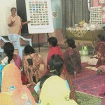 Training for Nature Cures… Chetna Women's Center, Patna, India
