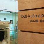 ND Ausstellung der Regina Pacis Provinz, Incheon, Südkorea