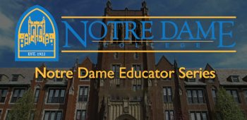 Notre Dame Educator Series (English)