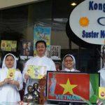 인도네시아, 페칼롱간 성소 주일