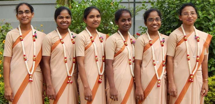 First Profession in Patna and Bangalore, India