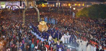 Feast of Corpus Christi, 2016, Trujillo, Peru