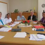 Proposal Committee Meets in Rome, Italy