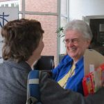 Chapter Delegates' Arrival, Coesfeld, Germany