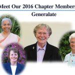 Trefft die Mitglieder unseres Kapitels 2016 : Generalat