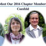 Menjumpai Para Anggota Kapitel Kita 2016 : Coesfeld