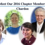 Meet Our 2016 Chapter Members: Chardon