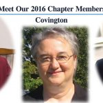 Meet Our 2016 Chapter Members: Covington