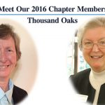 Meet Our 2016 Chapter Members: Thousand Oaks