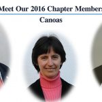 Meet Our 2016 Chapter Members: Canoas