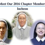 Meet Our 2016 Chapter Members: Incheon
