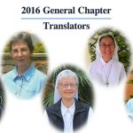 2016 General Chapter : Translators