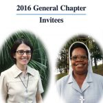 2016 General Chapter: Invitees