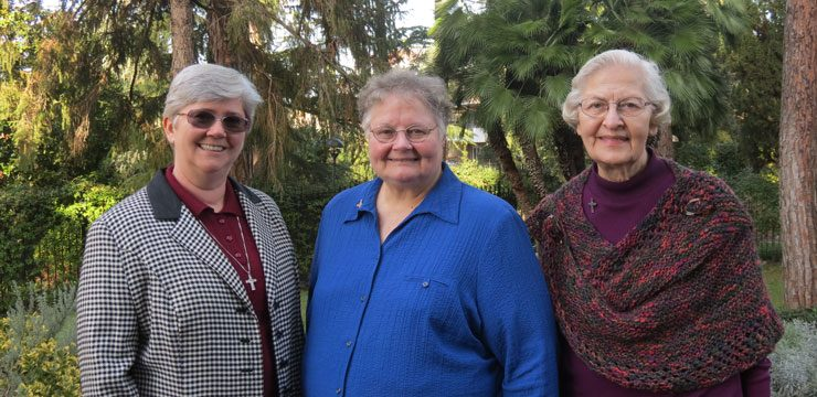 New Members of the Motherhouse Community, Rome, Italy