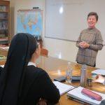 Substitute Teacher, Rome, Italy