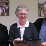 Irmã Mary Jolene retorna para Covington