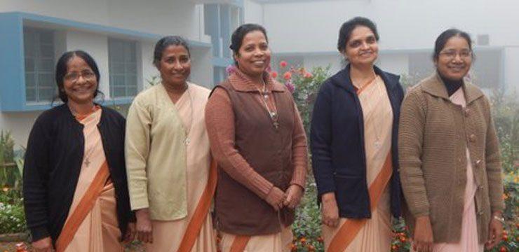 Einführung der Provinzleitung, Patna, Indien