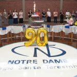 Santa Teresinha School Celebrates 90th Anniversary, Taquara, Brazil