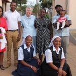 Sr. Mary Janet Stamm and Maintenance Volunteers Travel to Uganda
