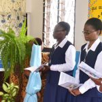 First Religious Profession in Mozambique