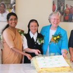 Motherhouse Celebrates Jubilees of Religious Profession