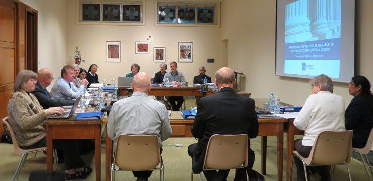 Comissão Internacional de Consultoria de Finanças SND reúne-se em Roma