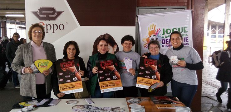 Ten Years of Commitment in Confronting Human Trafficking, Canoas, Brazil