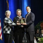 Notre Dame Sisters Receive Service Award from Kentucky Governor