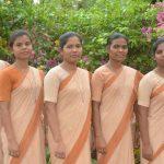 Von den Terziatsschwestern in Indien